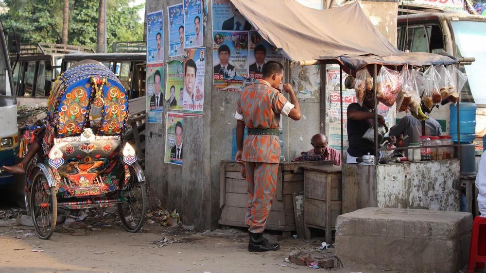 voyager au Bangladesh
