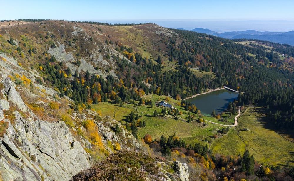 Le Massif des Vosges France