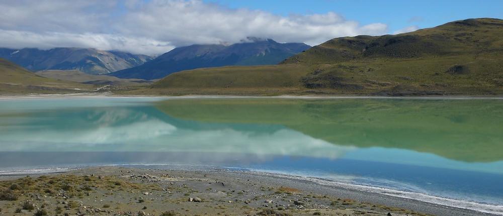Laguna Verde  torres del paine randonnée demi journée