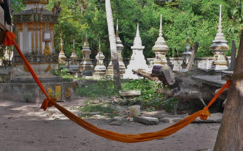 Wat Sok Pa Luang vientiane