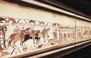 Tapisserie de Bayeux France