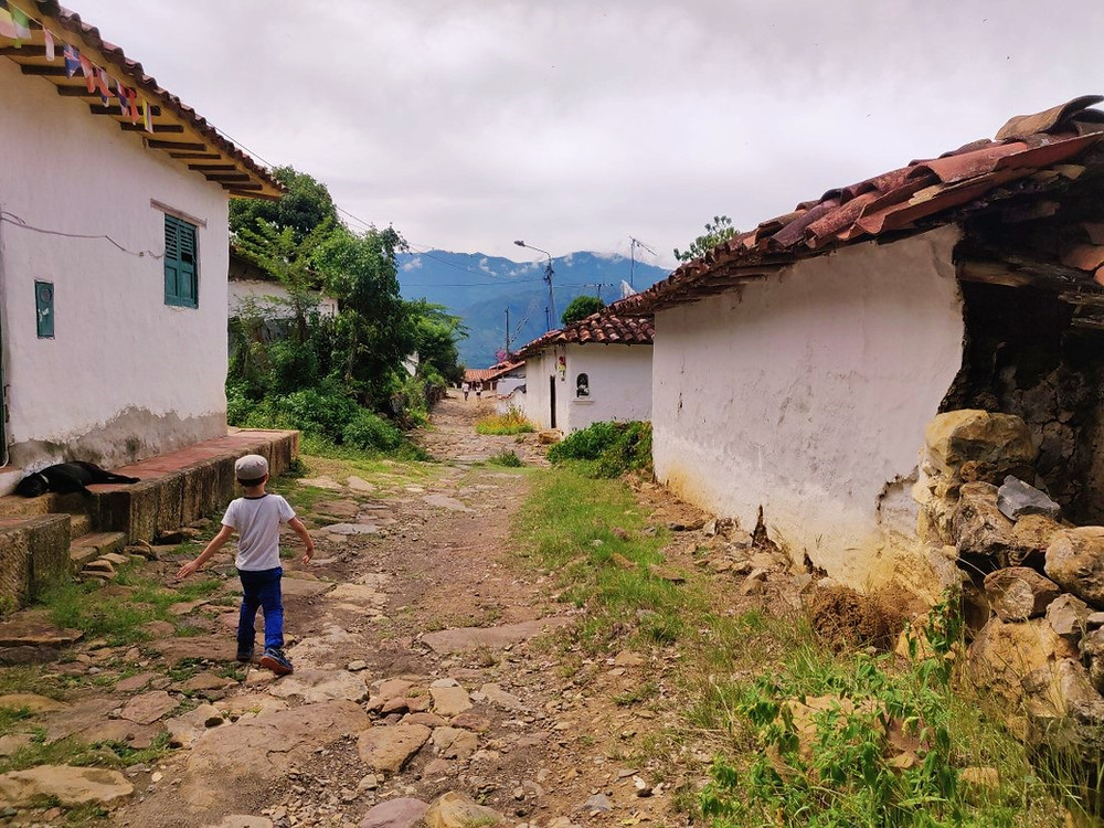 visiter Guane Colombie