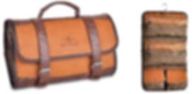 Gadget Trousse de voyage cuir