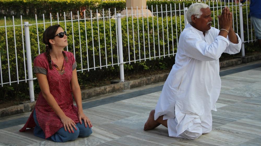bodghaya prière bouddha