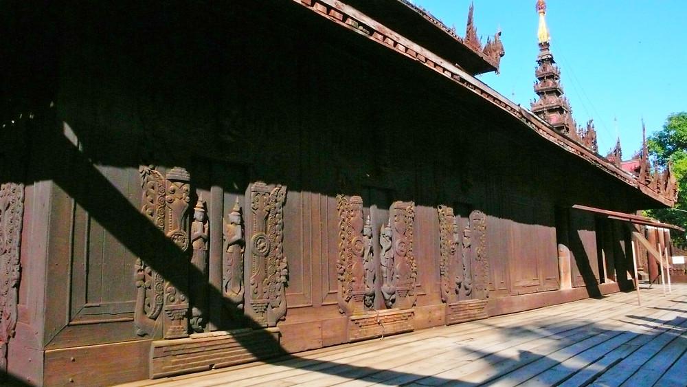 Monastère Shwe In Bin