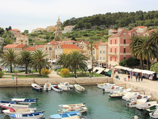 Séjour à Hvar en Croatie : la reine des îles Dalmates