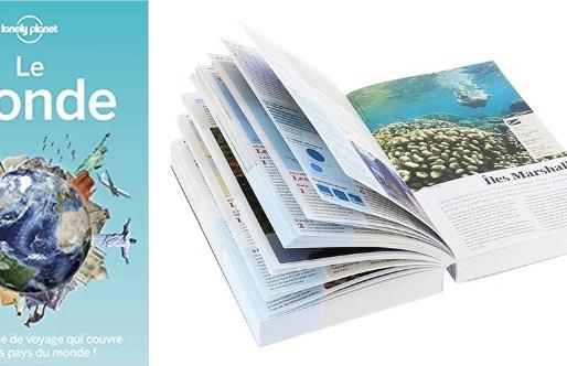 """""""Le Monde"""", 220 Destinations en un seul guide"""