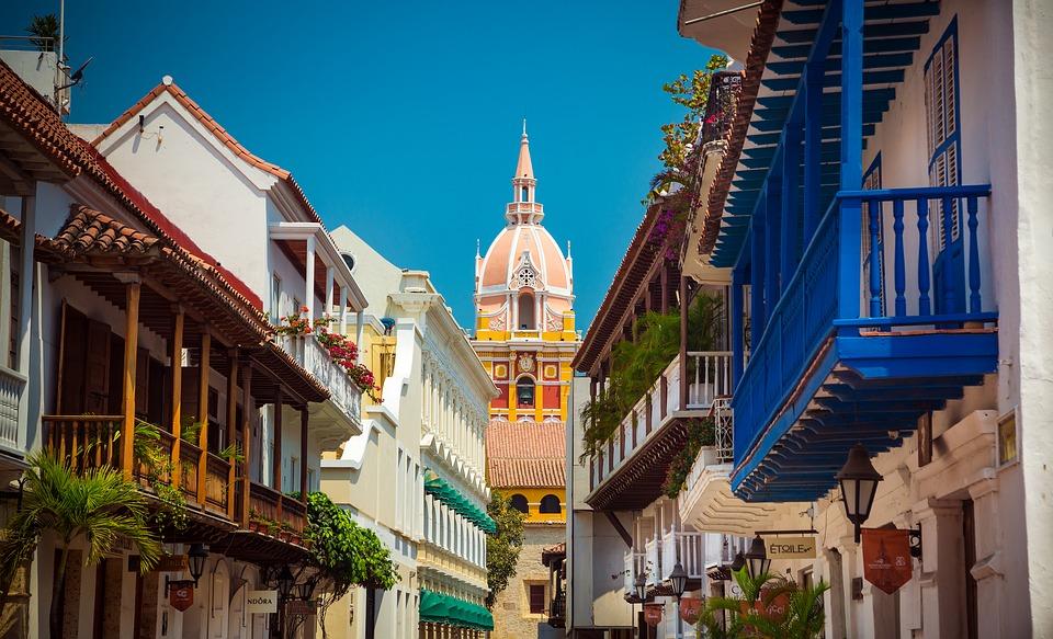la Cathédrale de Cartagena