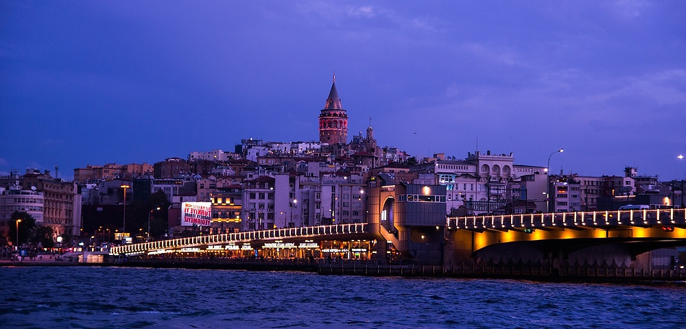 3 jours istanbul Galata