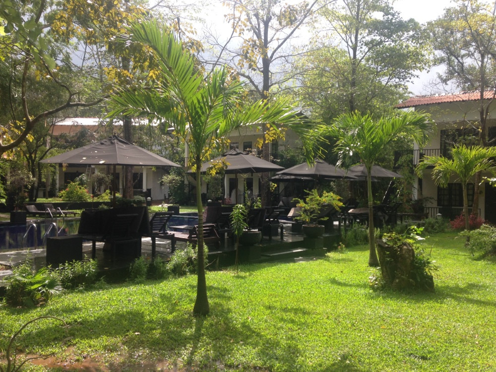 meilleur hotel sigiriya piscine