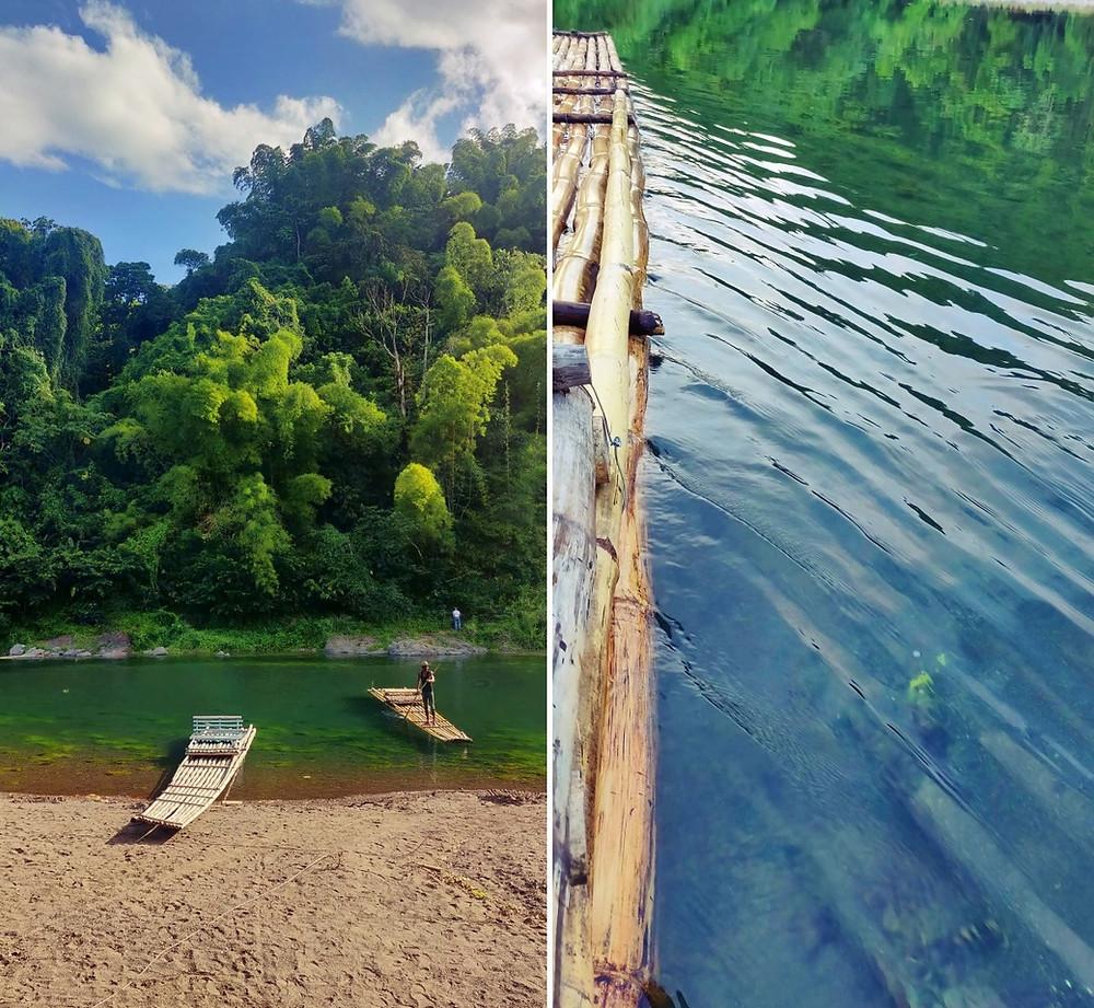 Rio Granded radeau bambou port Antonio