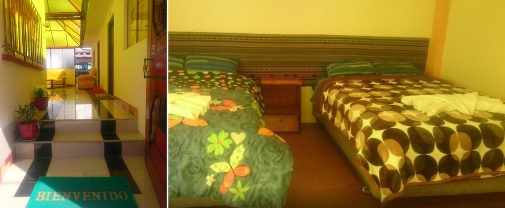 hotel pas cher copacabana bolivie
