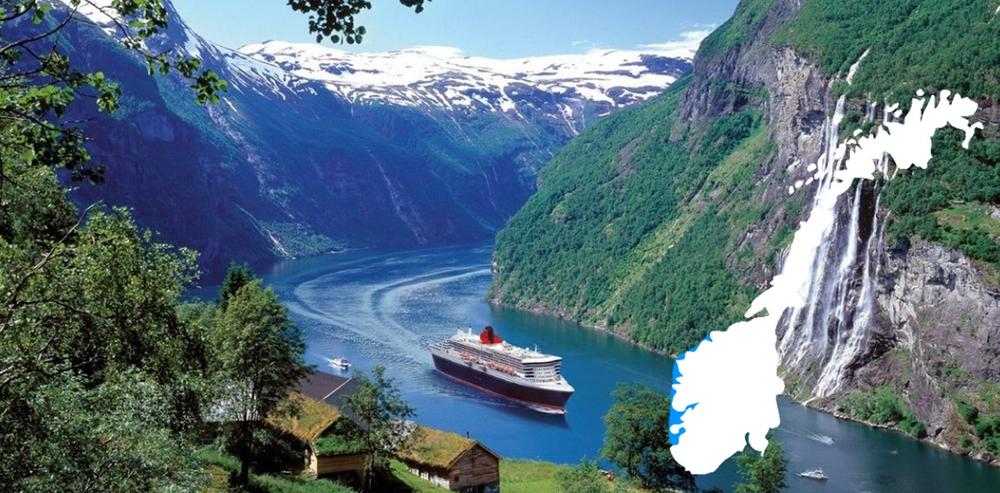 Croisière fjords norvège
