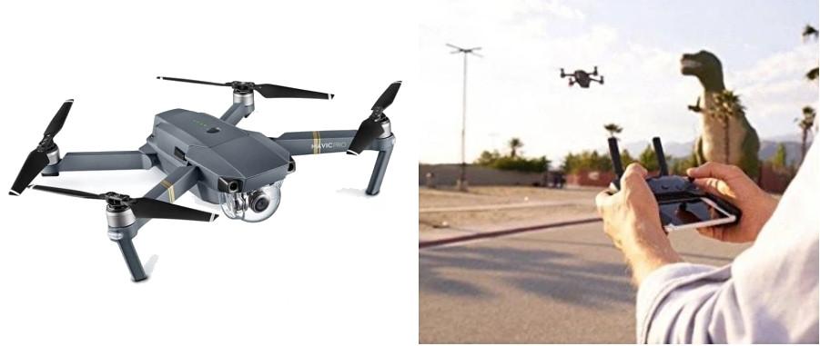 Quel drone pour voyager