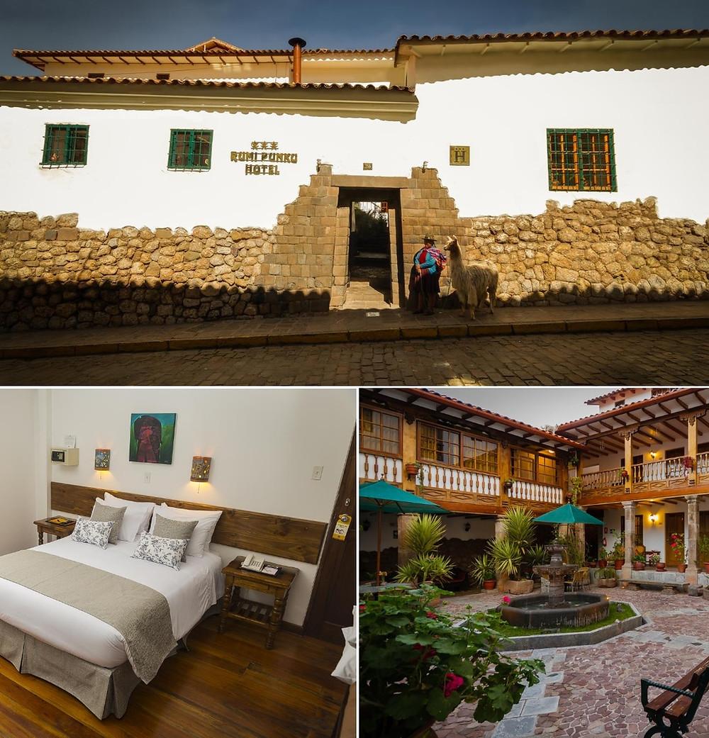 meilleur hotel cuzco