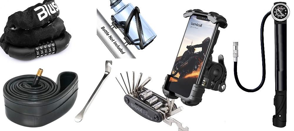 accessoires voyage vélo