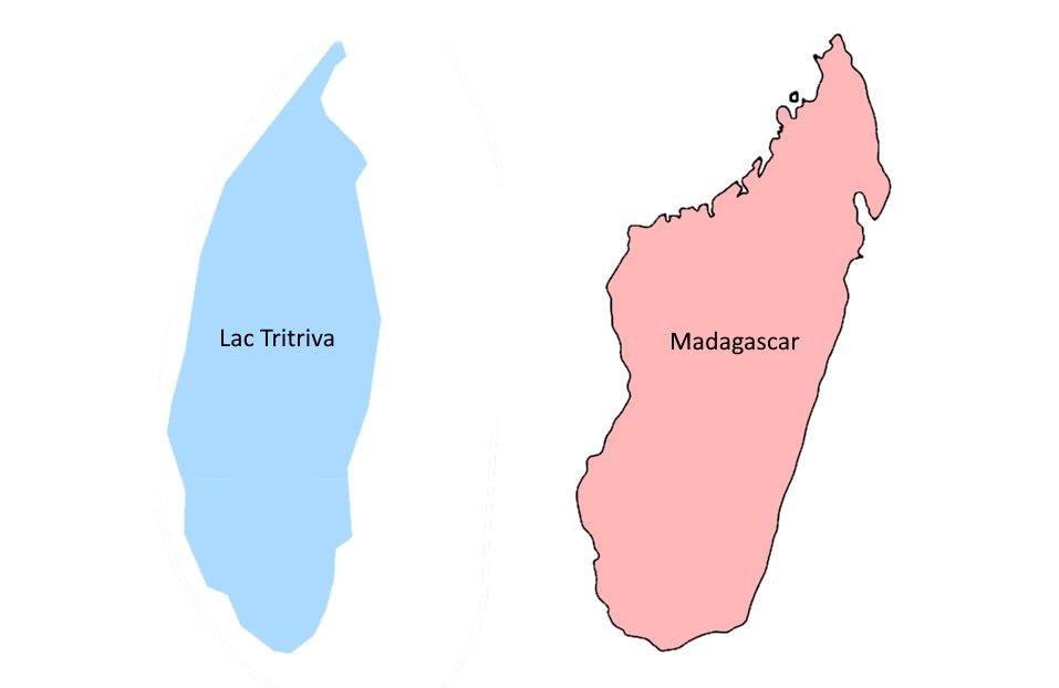 forme lac tritriva madgascar