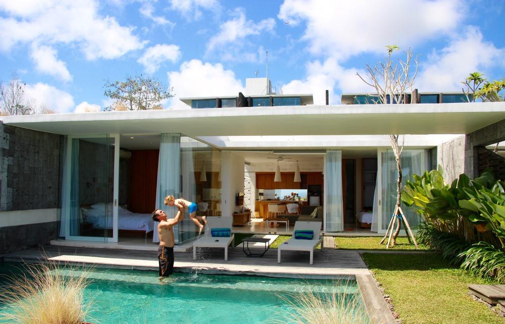Hideway villa Uluwatu Bali