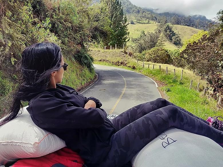 Transports voyage en Colombie