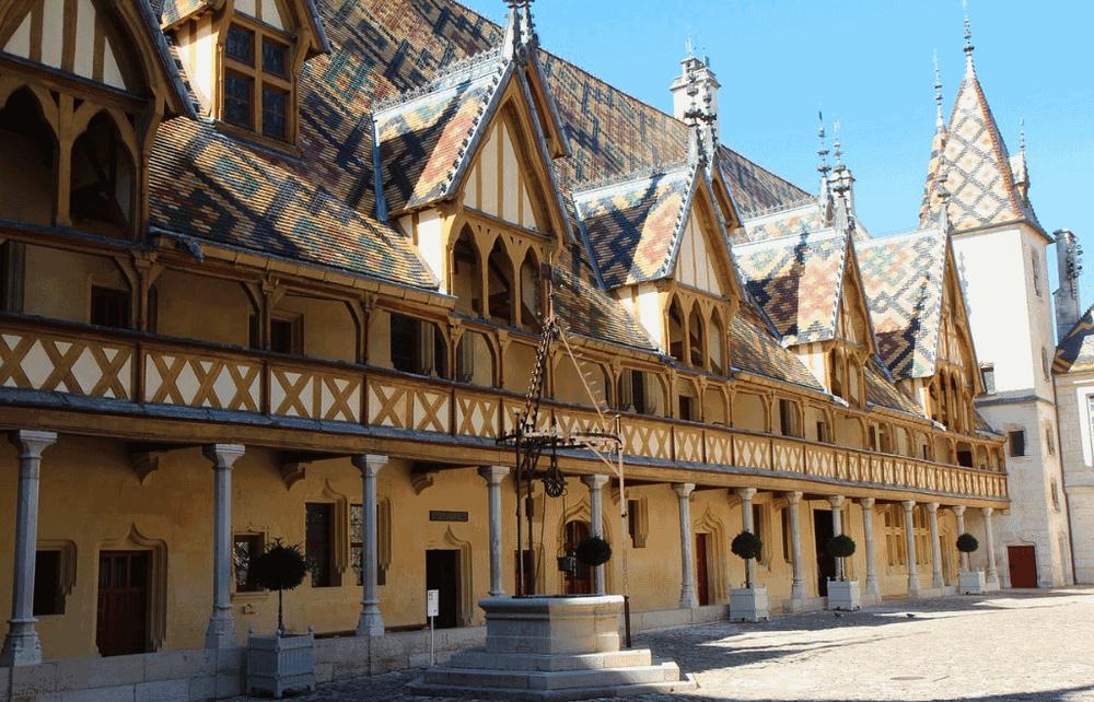 Beaune et son Musée de l'Hôtel-Dieu