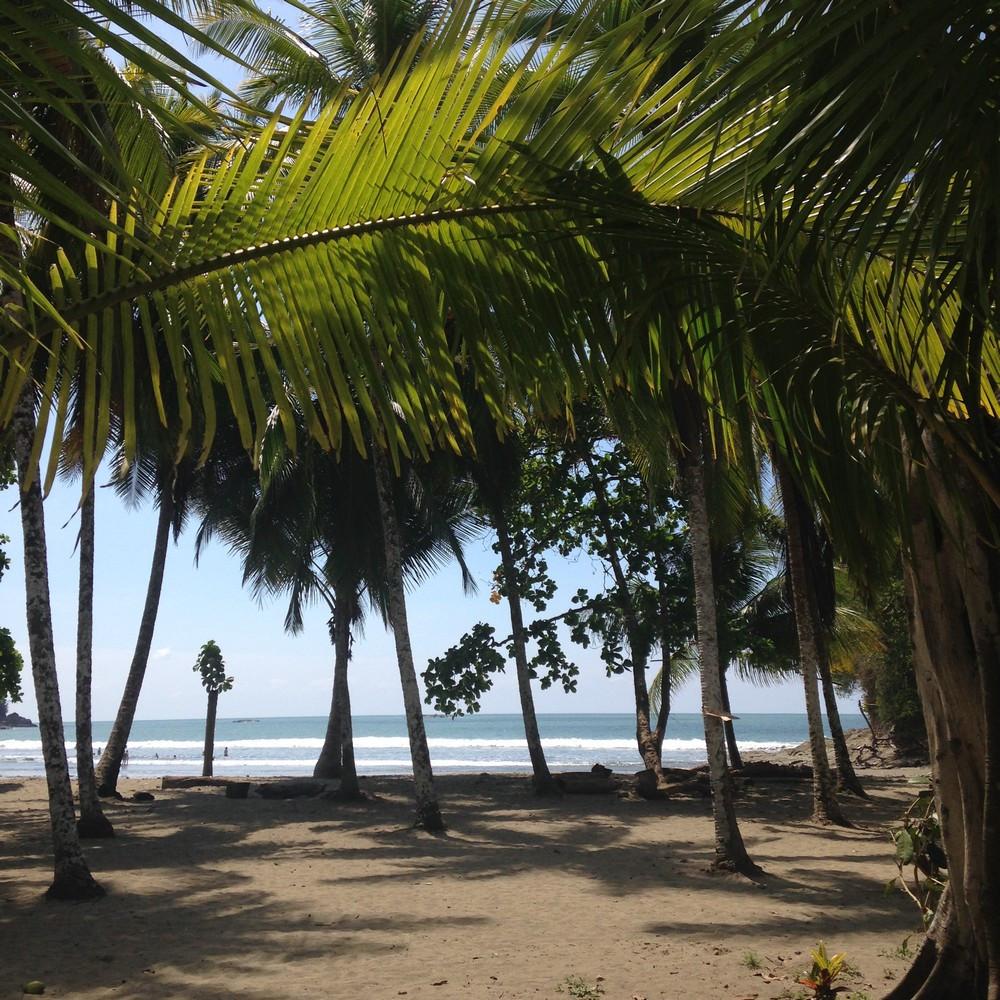 plage Portalon Costa Rica