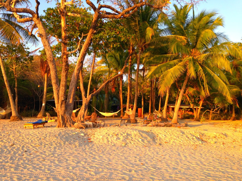 plage santa teresa