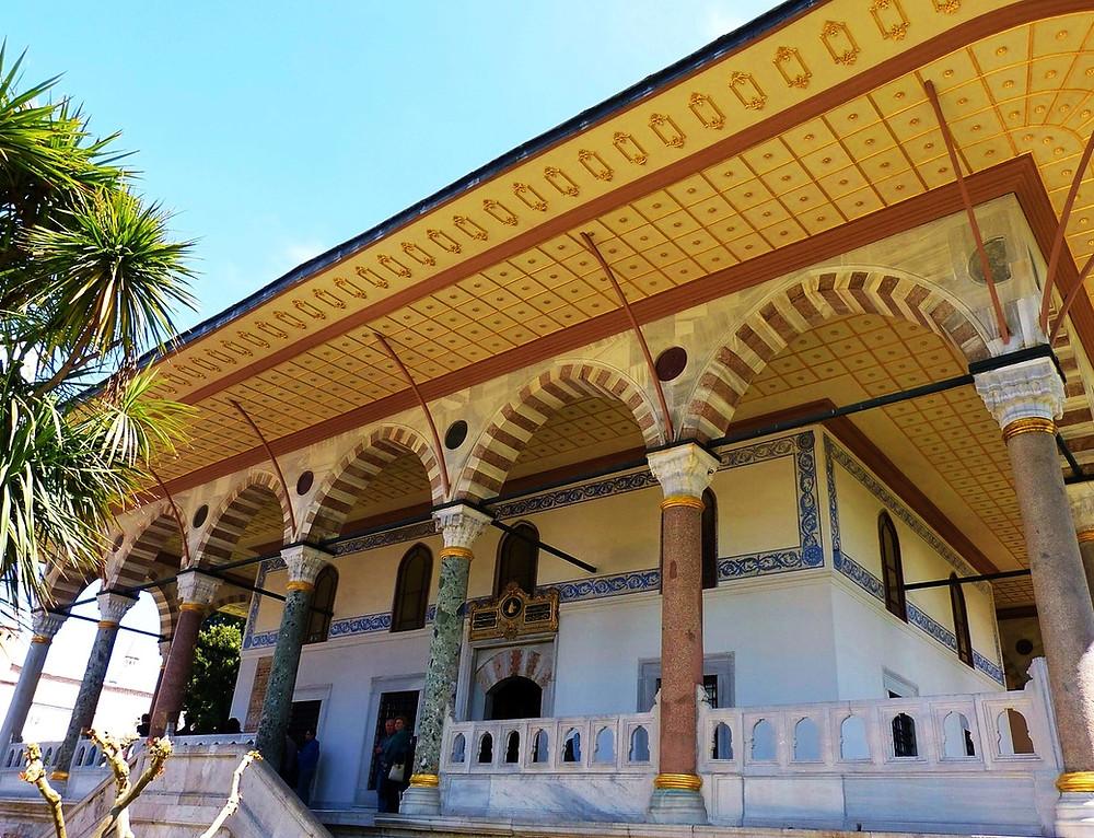istanbul -  palais de Topkapi