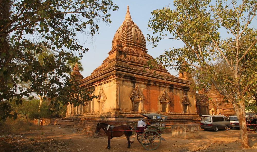 Bagan pagode Kubyauk-gyi