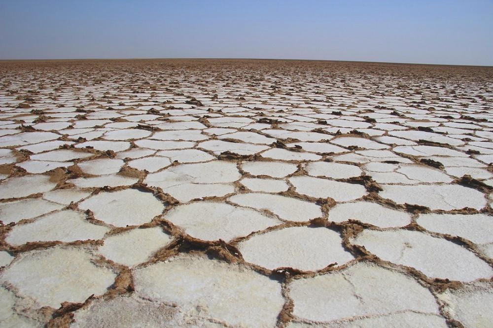 Mekele Danakil désert de sel