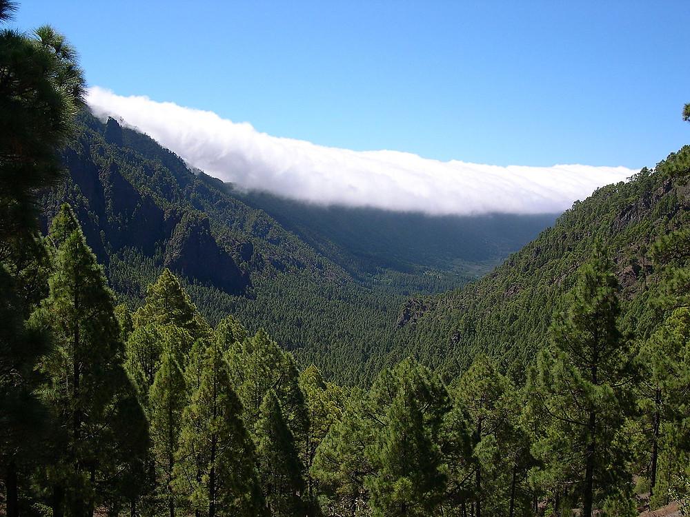 nuages cumbre nueva randonnée