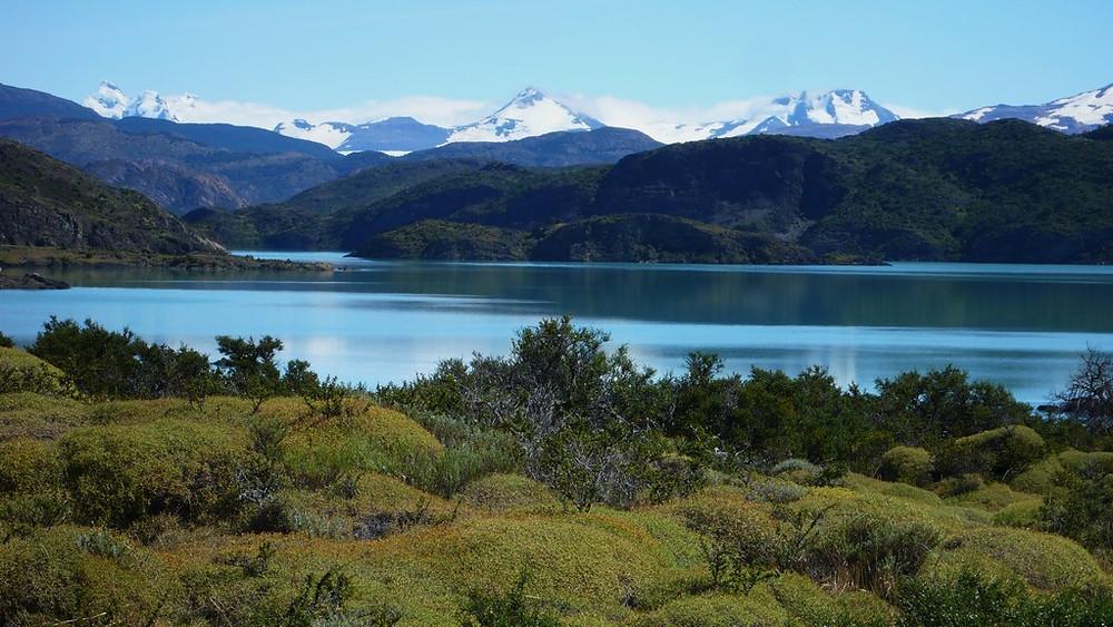 Torres del paine Lacs bleus