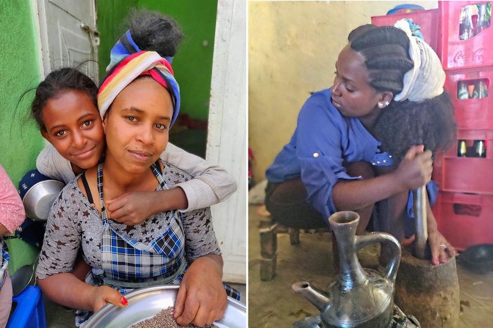 Gheralta éthiopiennes