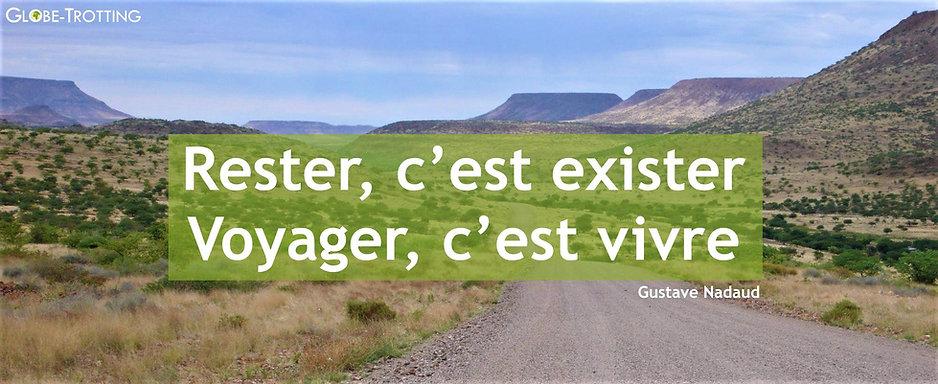 Citation Voyageur Gustave Nadaud