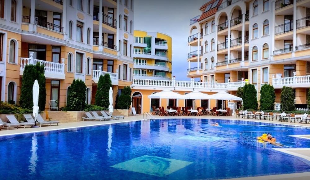 Hotel Sinemorets Bulgarie