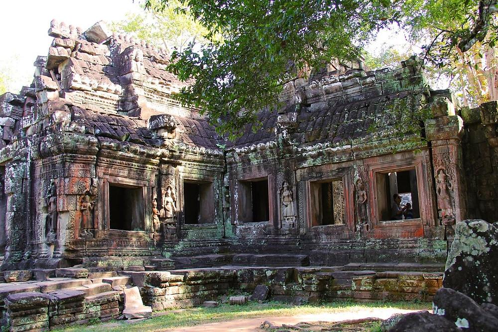 Banteay Kdei temple angkor