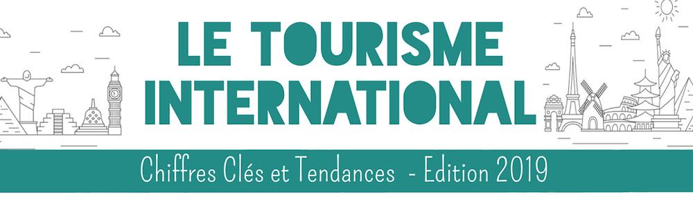 Tourisme 2019 2020 statistiques