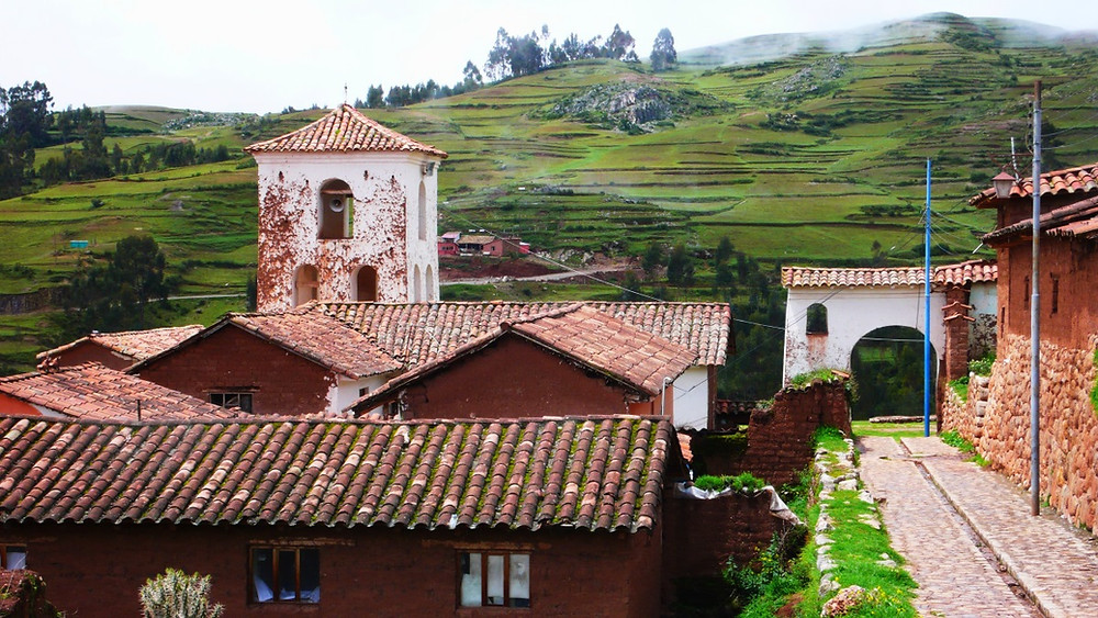 chinchero église