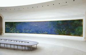 Musée orangerie de paris