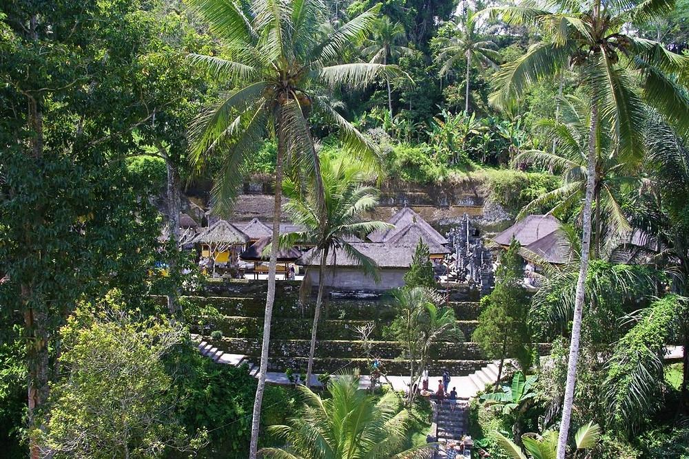 Le Gunung Kawi Temple
