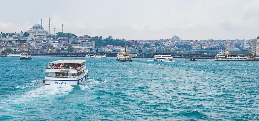 week end à istanbul