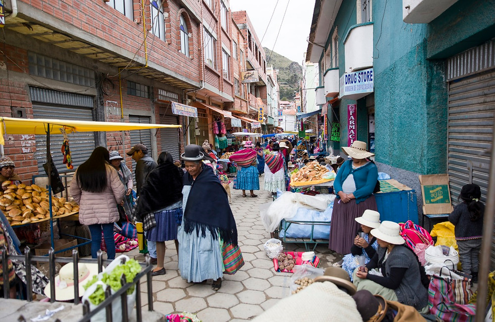 Que faire Copacabana Bolivie