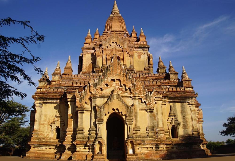 Bagan temple Shwegûgyi