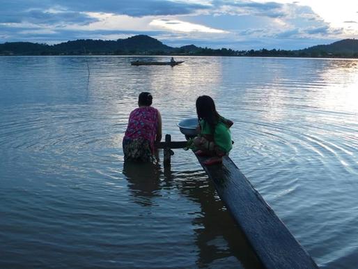 Les 4000 îles au Laos (Si Phan Don)