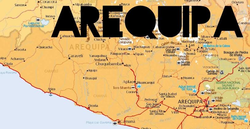 AREQUIPA: A voir et à faire