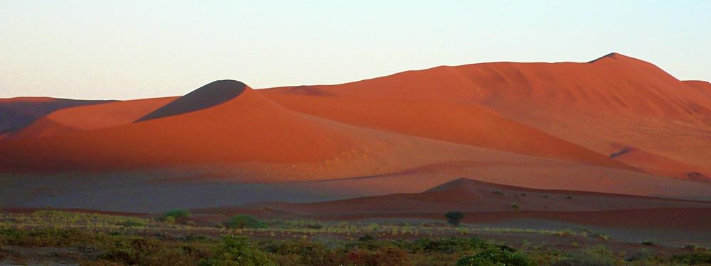 Les dunes de Sossusvlei