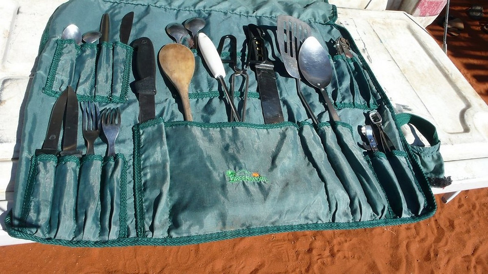 nos couverts de camping en namibie