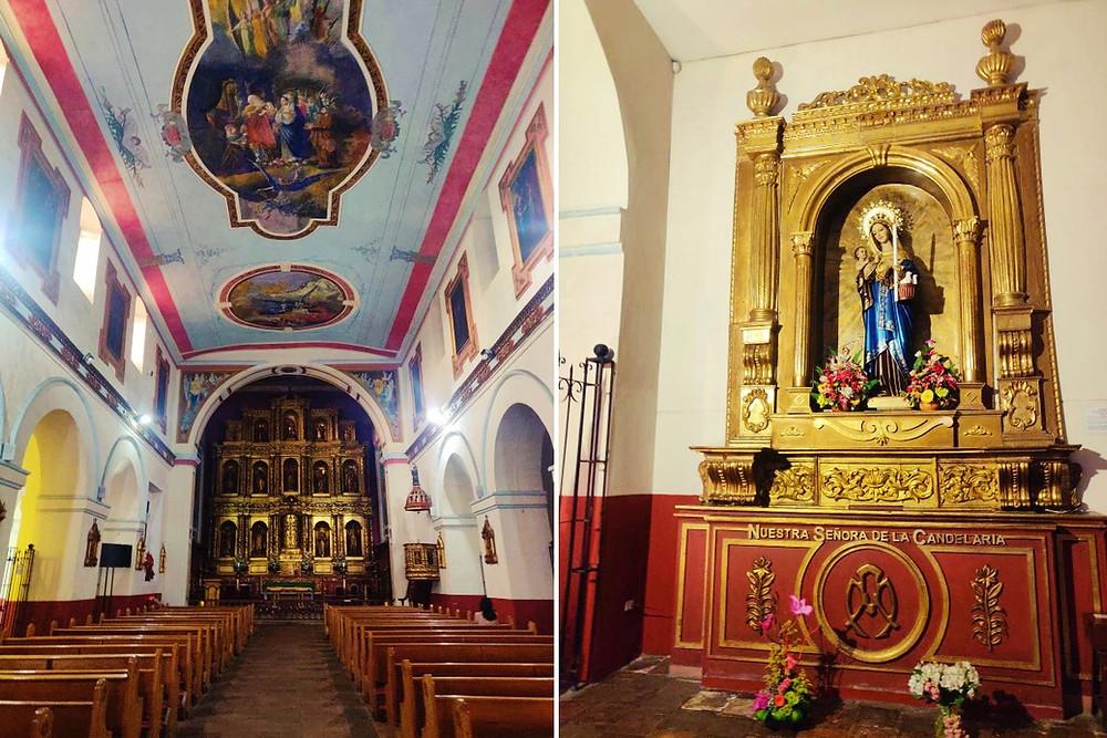 Temple La Candelaria Bogota