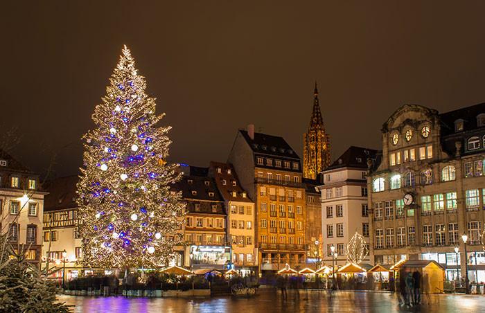 Noel à strasbourg