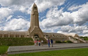 Ossuaire de Douaumont de la bataille de Verdun