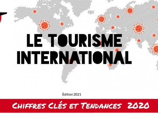 Tourisme International 2020 : Chiffres Clés, tendances et statistiques